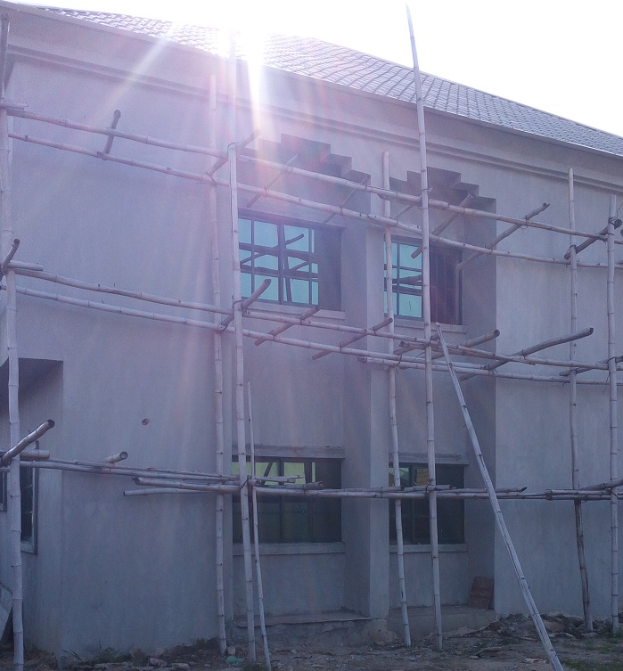 Newly built 3 nos 3 bedroom flat